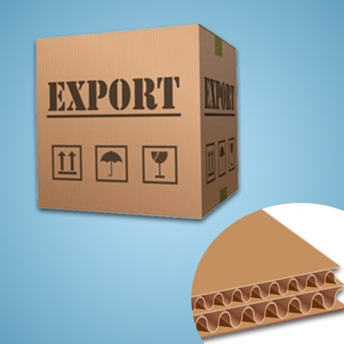 Manufacturers of Export corrugated box in Coimbatore