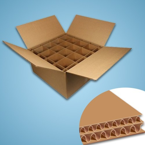 Manufacturer of Partition Corrugated box in Coimbatore